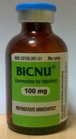 Legal & Safety ALERT! Seeking Information on Counterfeit BiCNU